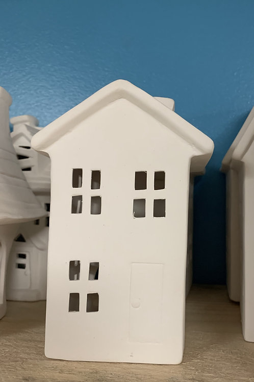 Town House Tea Light - Take Home Kit