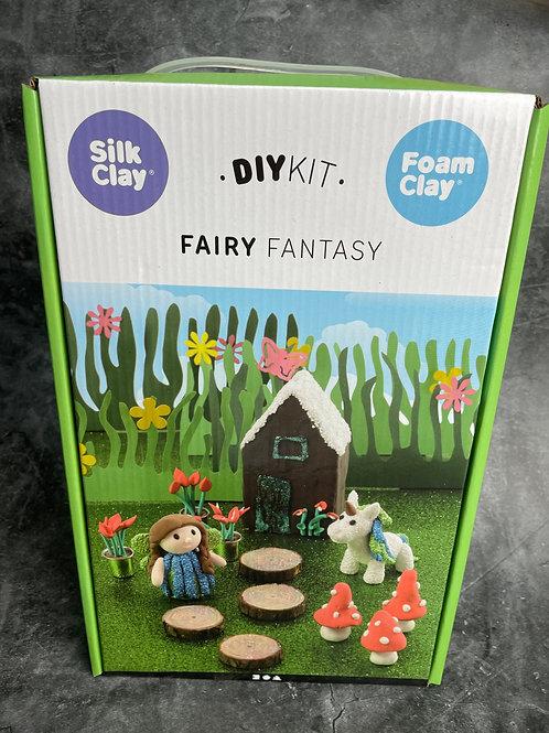 fairy fantasy foam clay kit