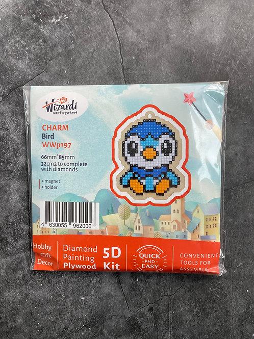 bird diamond art kit
