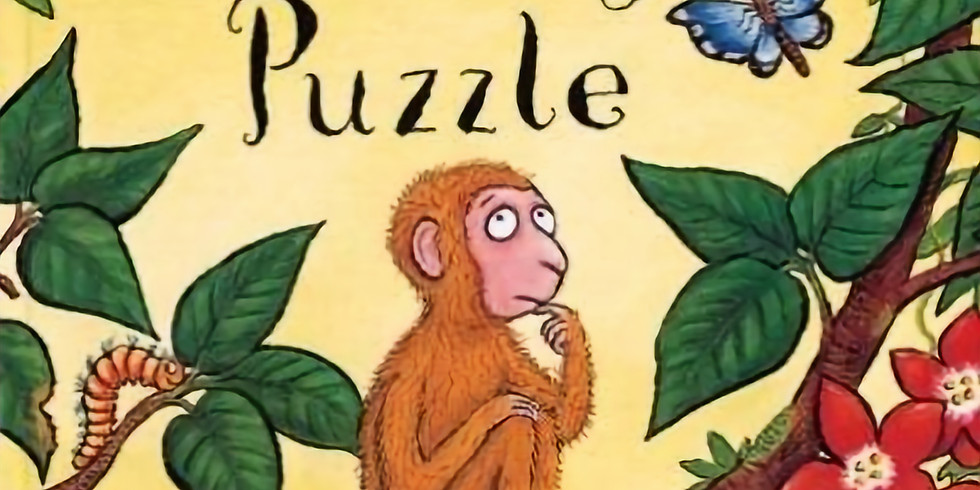 Story and Splat - Monkey Puzzle