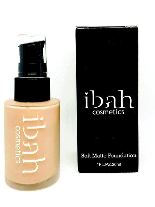 Soft Matte Foundation