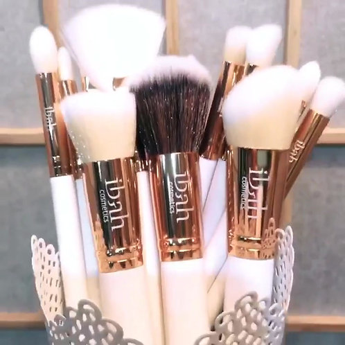 15pc Make Up Brush Set