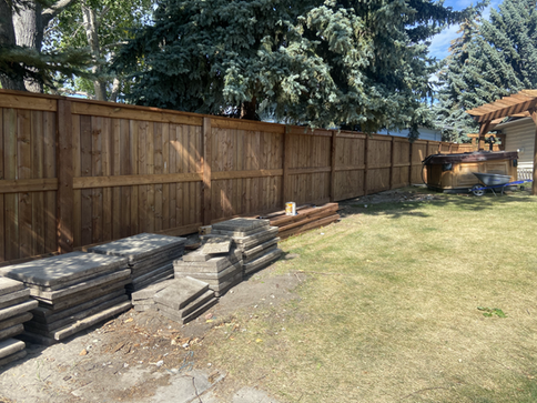 Fence Construction Okotoks