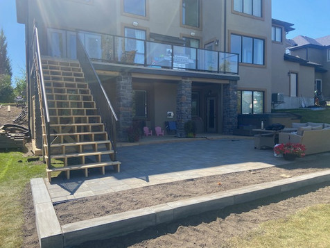 Deck Construction | Okotoks