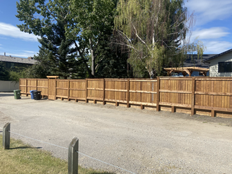 Fence Building Okotoks