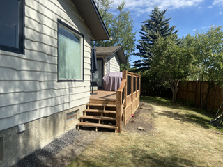 Deck and Stair Construction