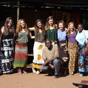 A DAY IN THE FUNSANI HOME, ZAMBIA