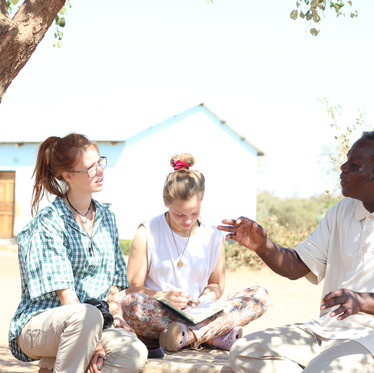 AN INTERVIEW WITH PASTOR SMOKE, FOUNDER OF MAANU MWAMBI SCHOOL