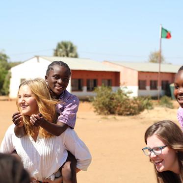 BEAUTIFUL, BRIGHT, FRIENDLY, COLOURFUL ZAMBIA