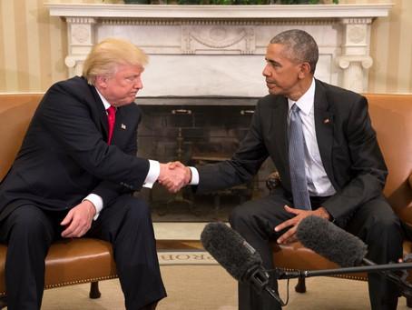 How Obama led toTrump