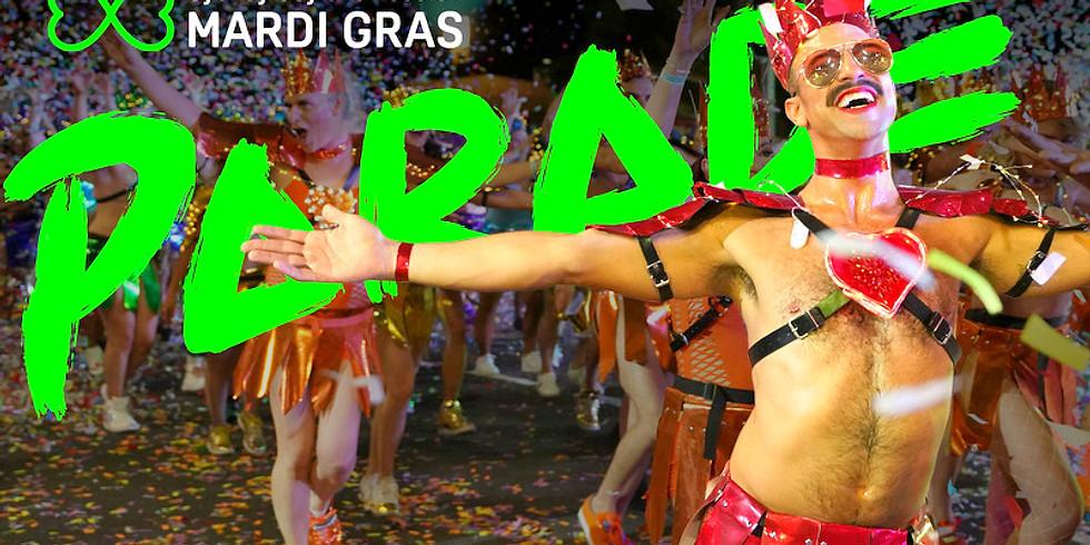 ANTRA雪梨同志大遊行線上中文觀賞會 Mardi Gras Parade Mandarin Online Viewing with ANTRA