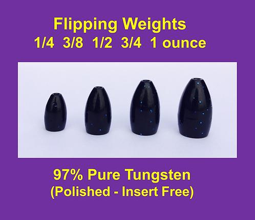 Tungsten Flippin Weights