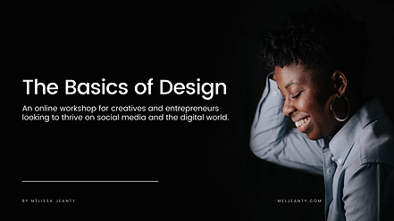 The Basics of Design - Atizay WORKSHOP.p