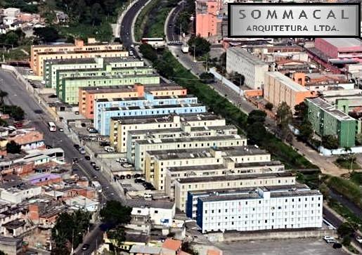 Conj. Residencial - COHAB