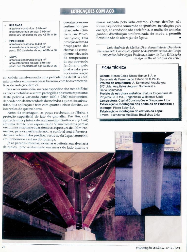Sobre Estrutura Metálica