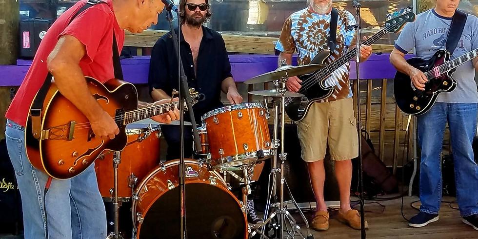 Buck Barefoot Band