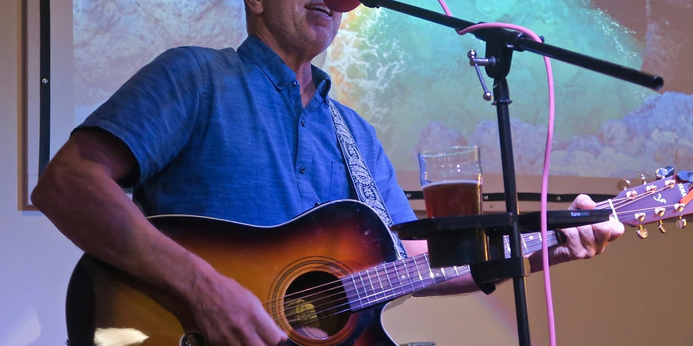 Brian St. Aubin Joins The Crafty Crane's Evenings Of Music