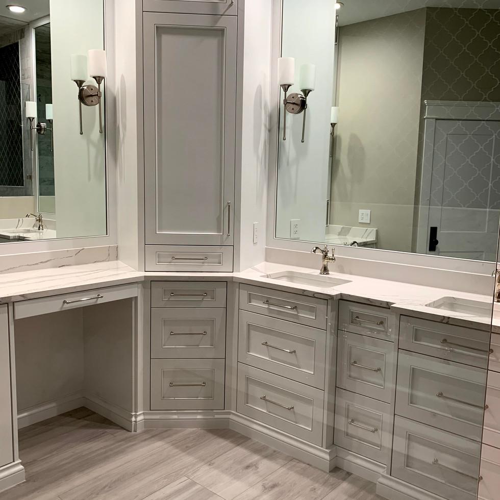 Luxe Master Bathroom