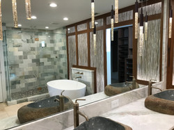Custom Rosewood Bathroom