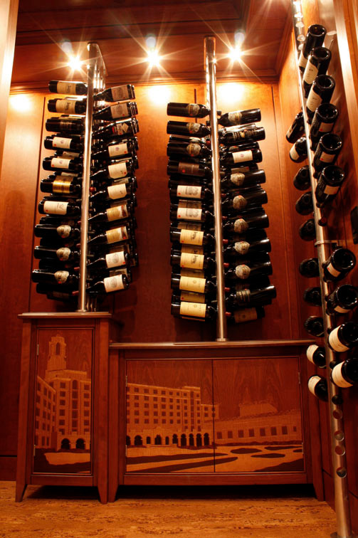 Vinoy Wine Room
