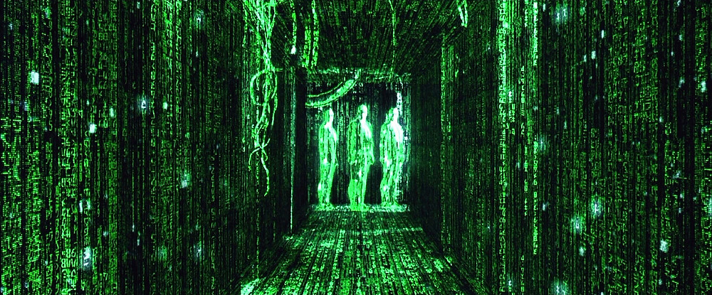 (The Matrix)