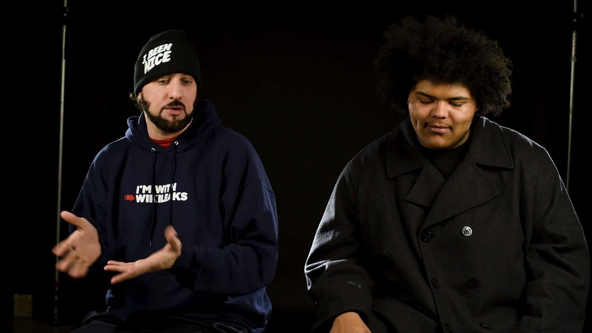 R.A. Rugged Man and AFRO Interview