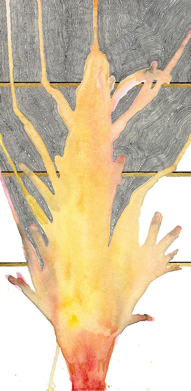 Parakeet's Beak Canvas 2