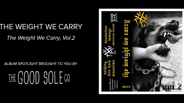 "Album Spotlight: The Weight We Carry - ""The Weight We carry, Vol.2"""