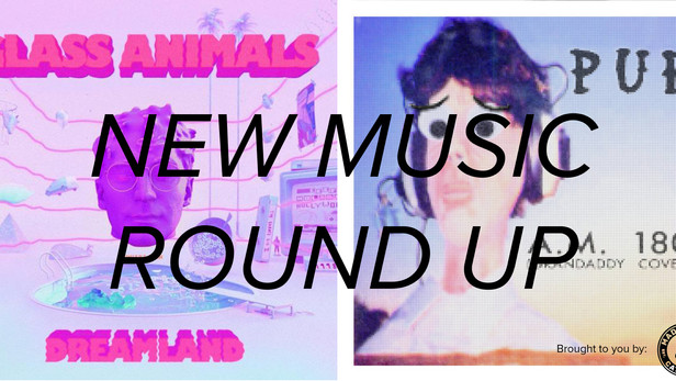 New Music Round Up – Covers, throwbacks and other dope tracks