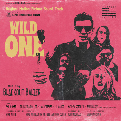 From the outset of the Wild One by Blackout Balter, attention is demanded.