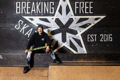 Business Spotlight: Breaking Free Skatepark