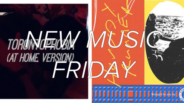 New Music Friday: From post-punk to alt-rock and nu-funk, we've got it all