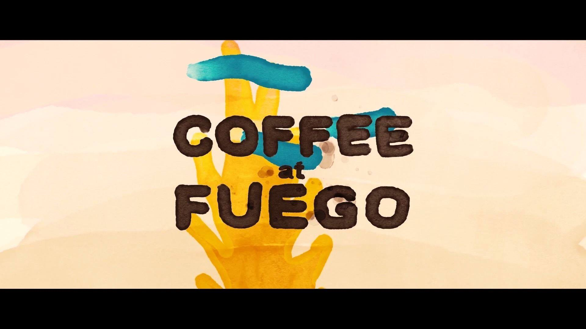 Coffee at Feugo: Shane Durgee