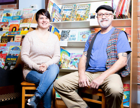 Hipocampo: A Children's Bookstore for Explorers of All Ages