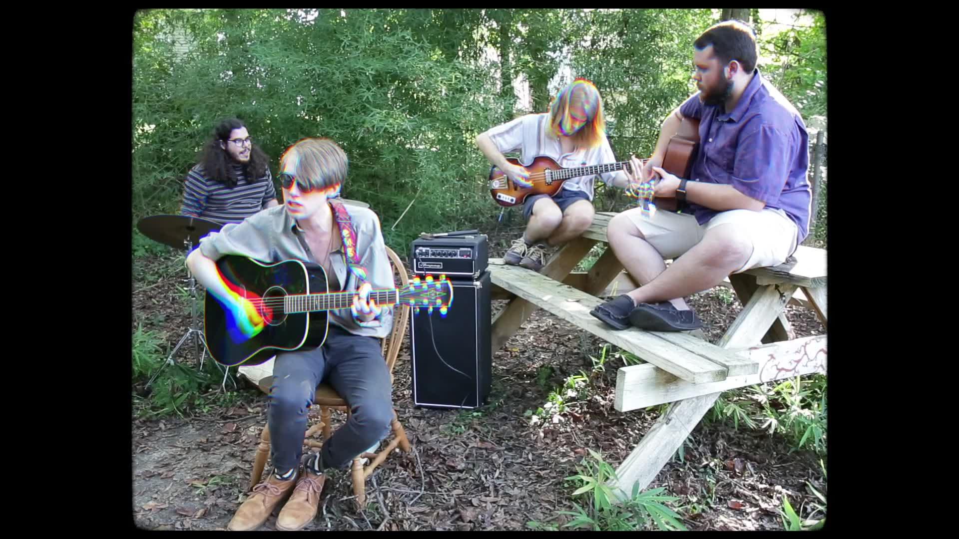 Floated Backyard Beats: The Quarter Roys