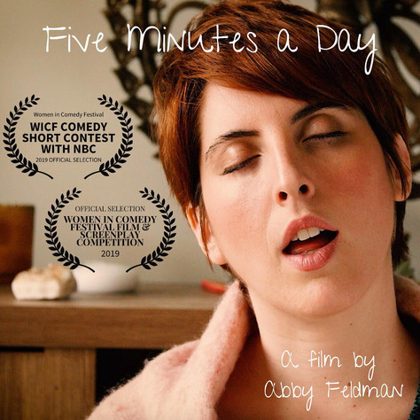 Comedian Spotlight: Abby Feldman