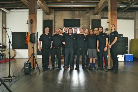 Wicked Squid Studios Open House