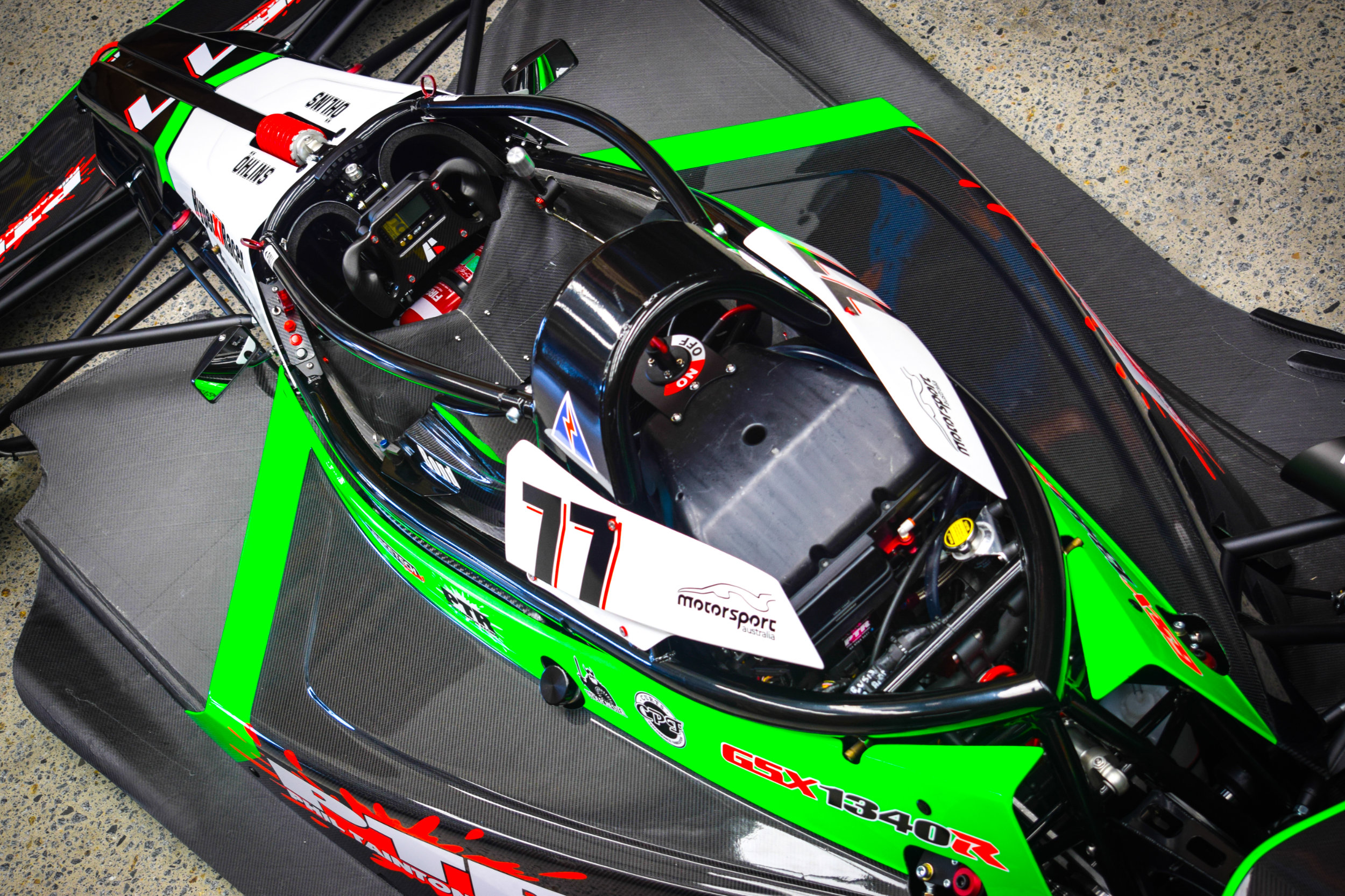 X1 Green 7