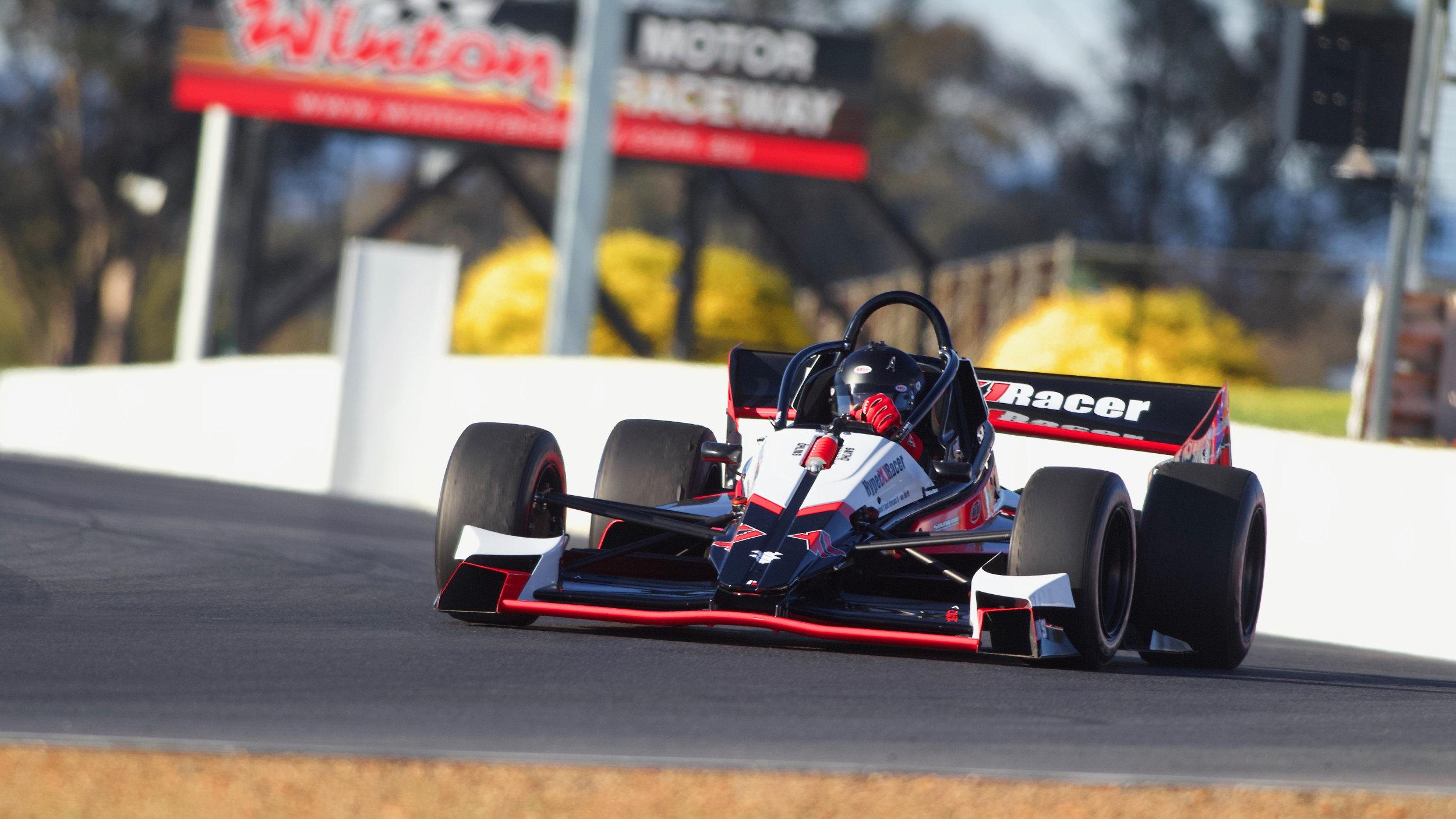 Hyper X1 Racer Winton