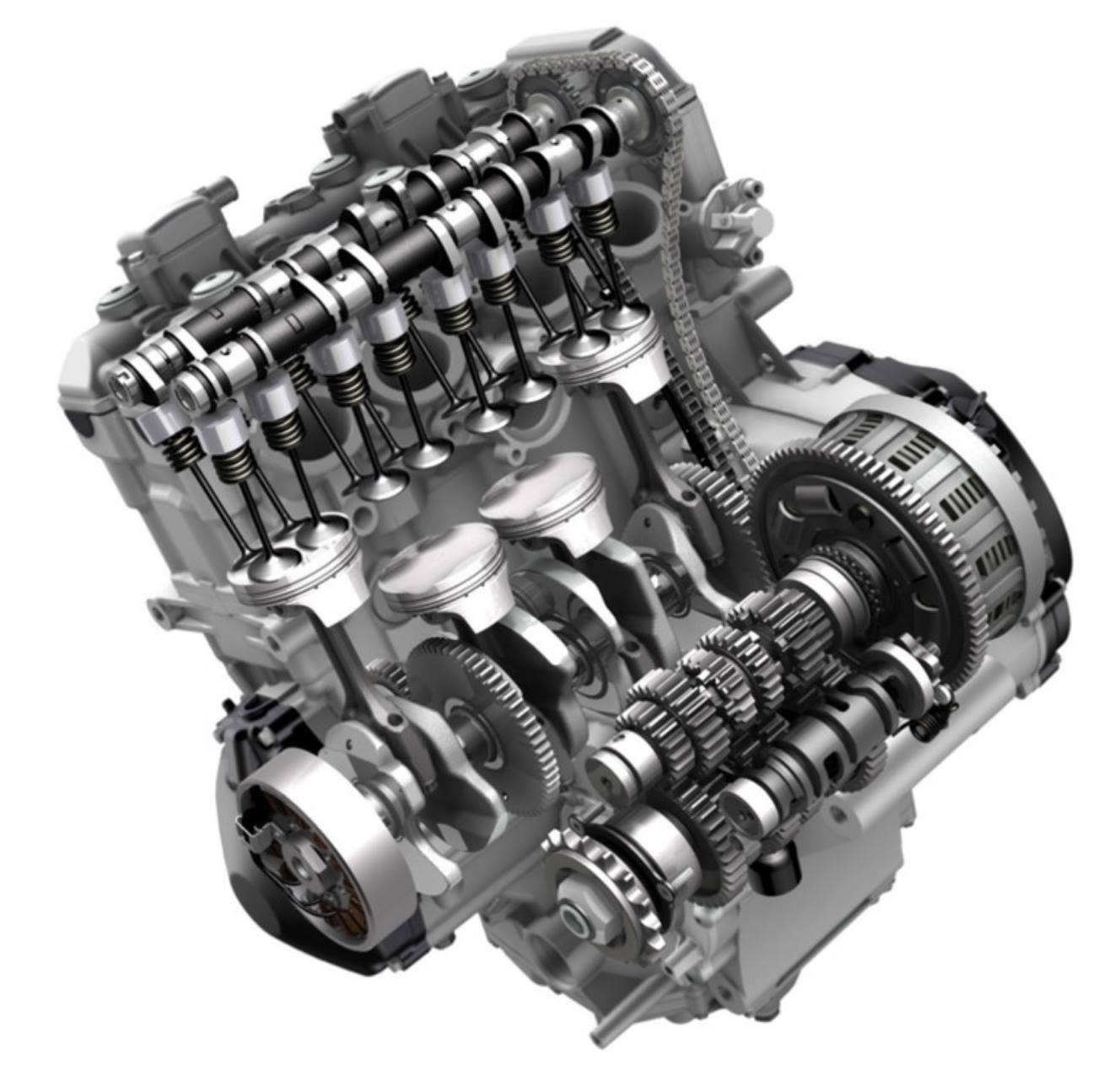 Engine Suzuki GSXR
