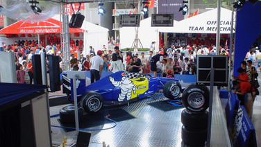 Michelin Promotion China