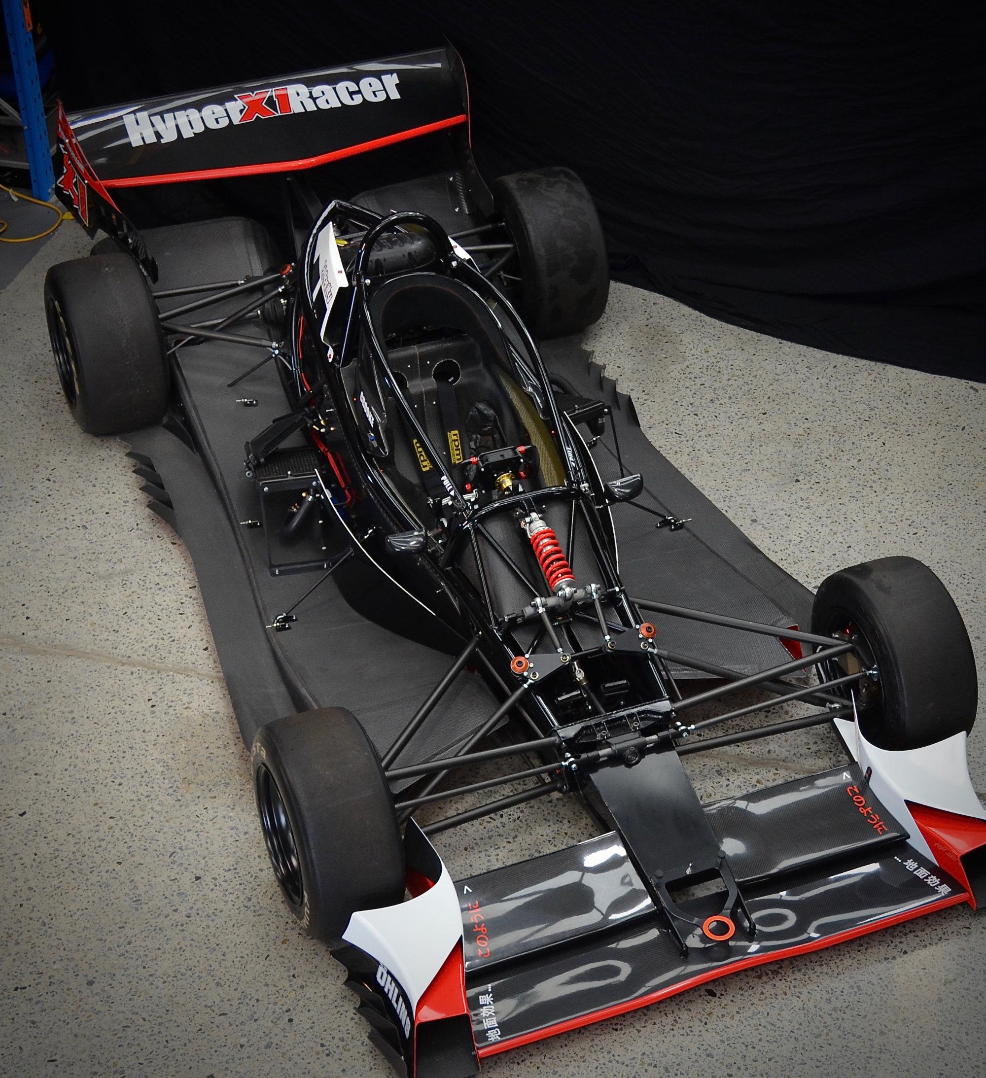 HyperX1Racer top 4s