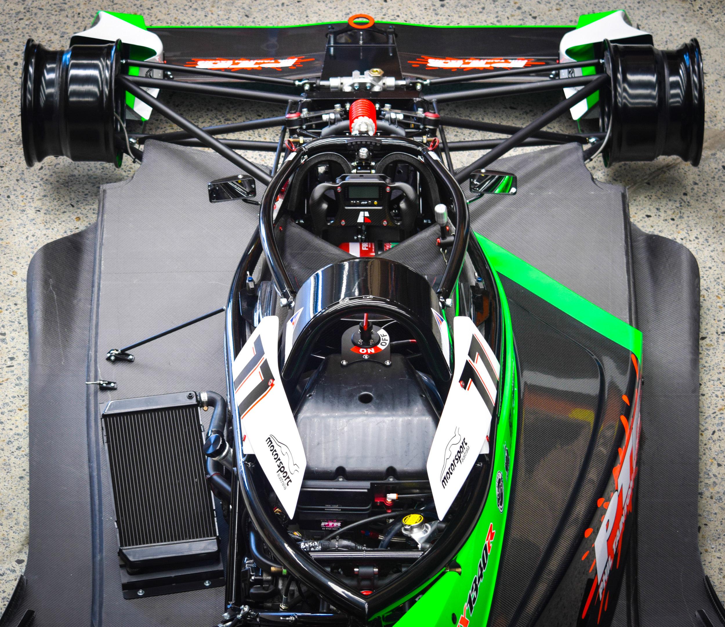 X1 Green 4
