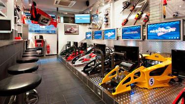 Racer Centre - Hong Kong