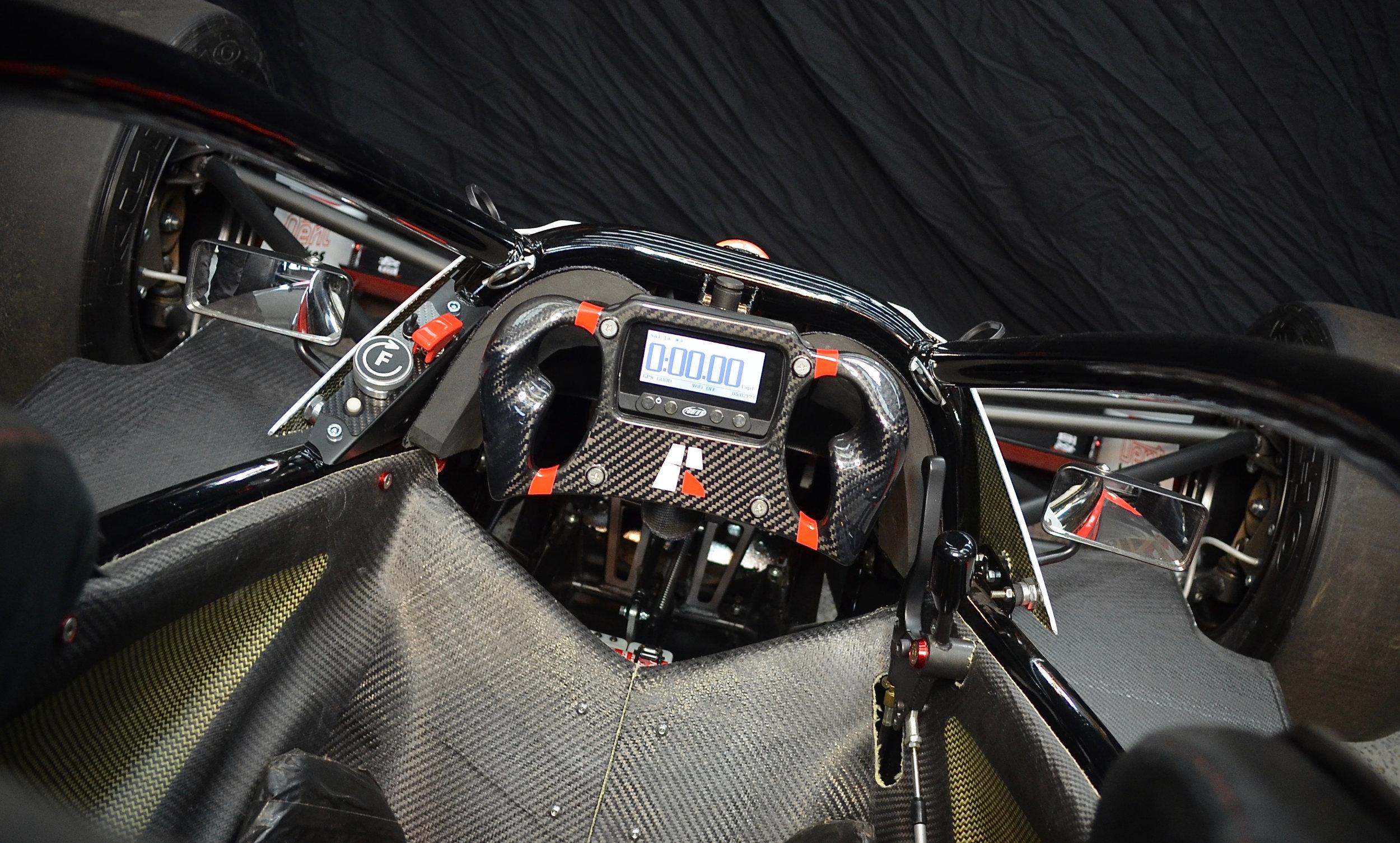 HyperX1Racer cockpit 2s