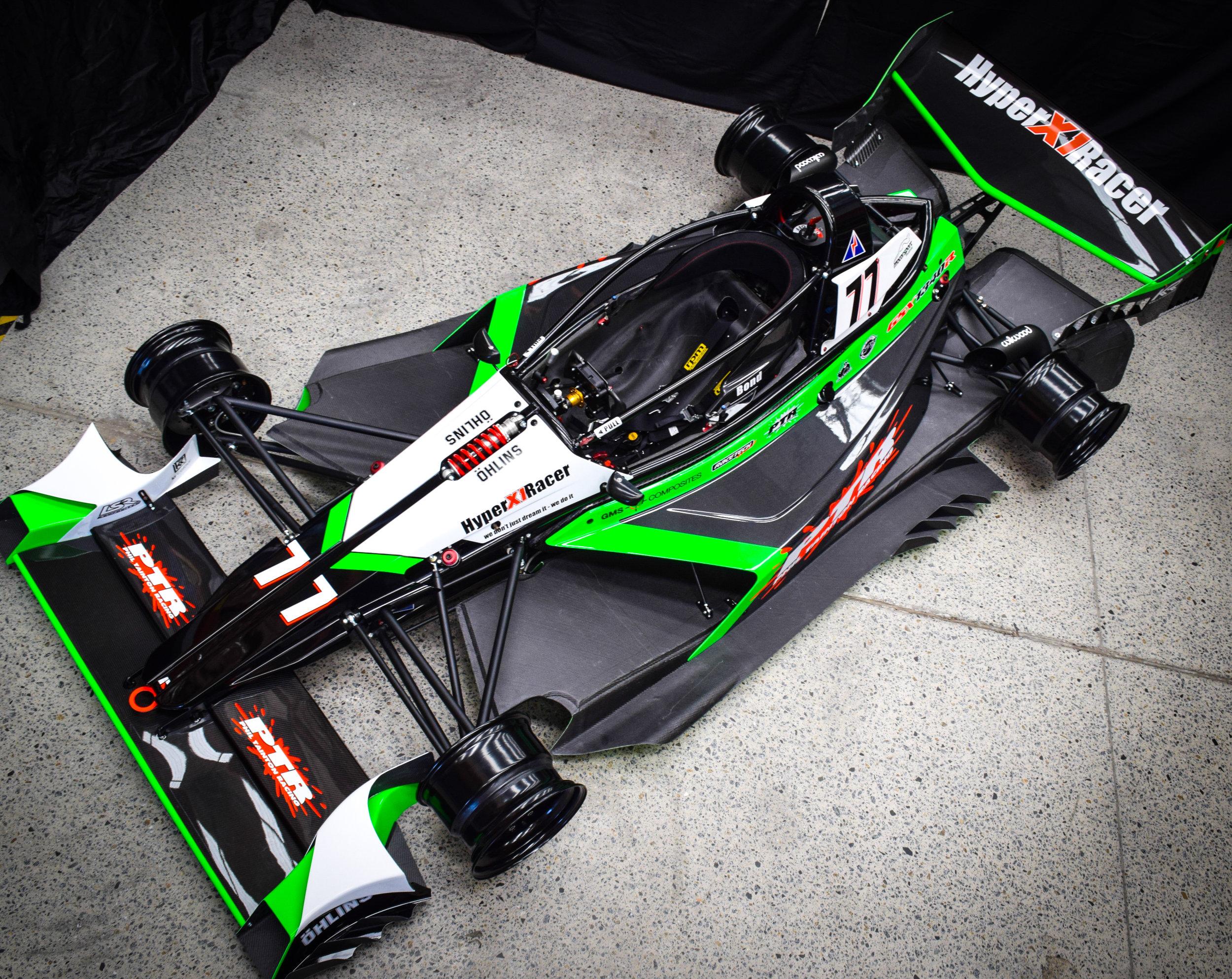 X1 Green 2