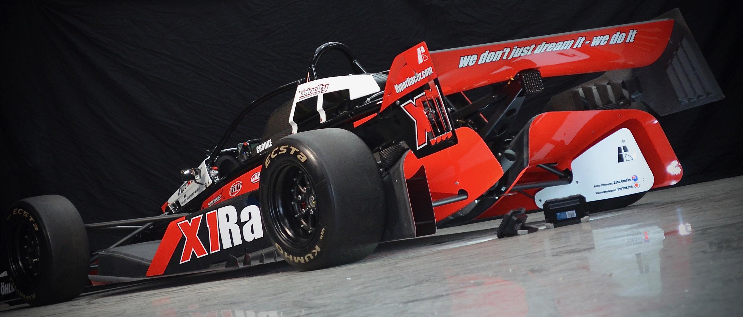 HyperX1Racer rear 1s