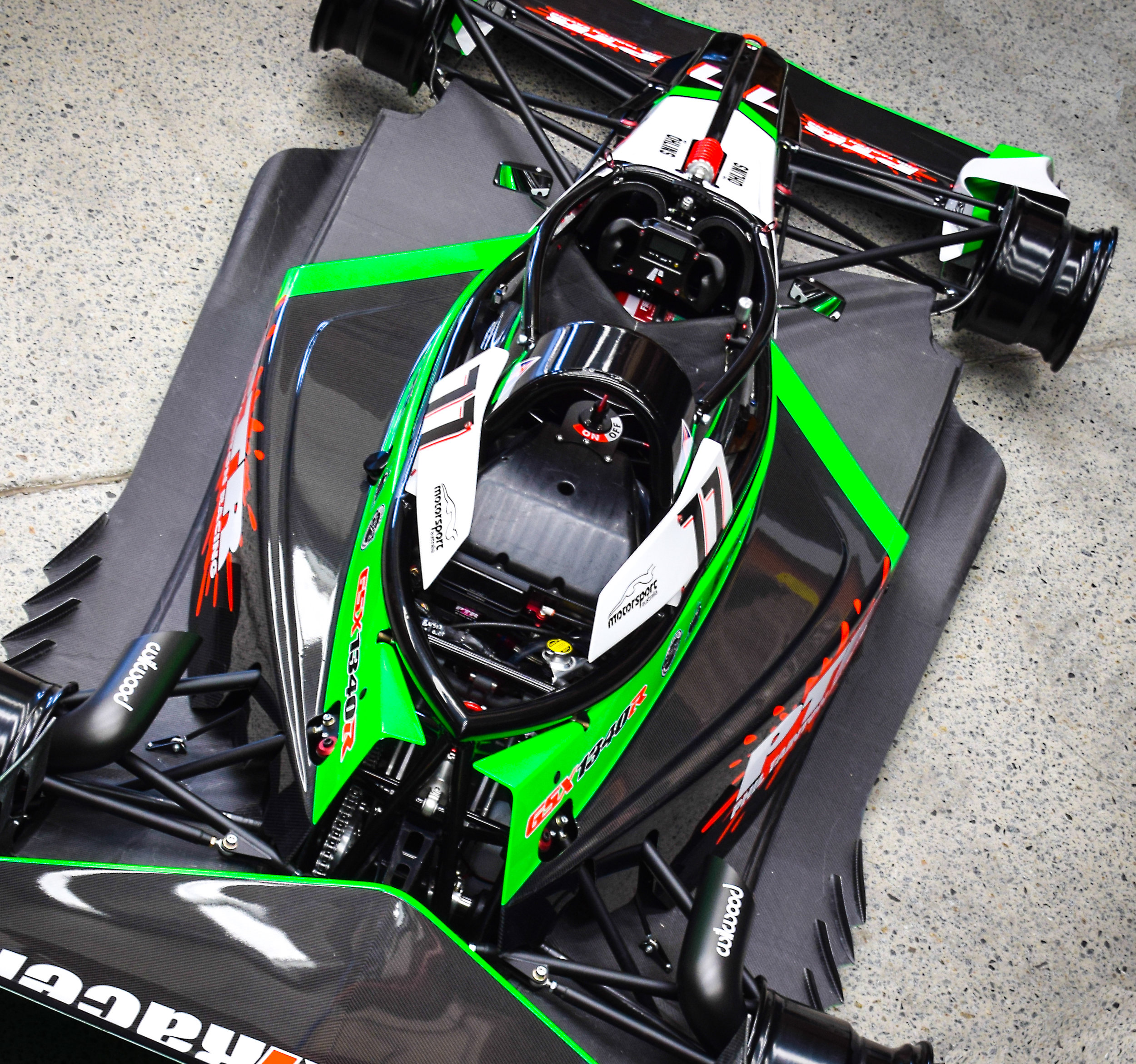 X1 Green 3