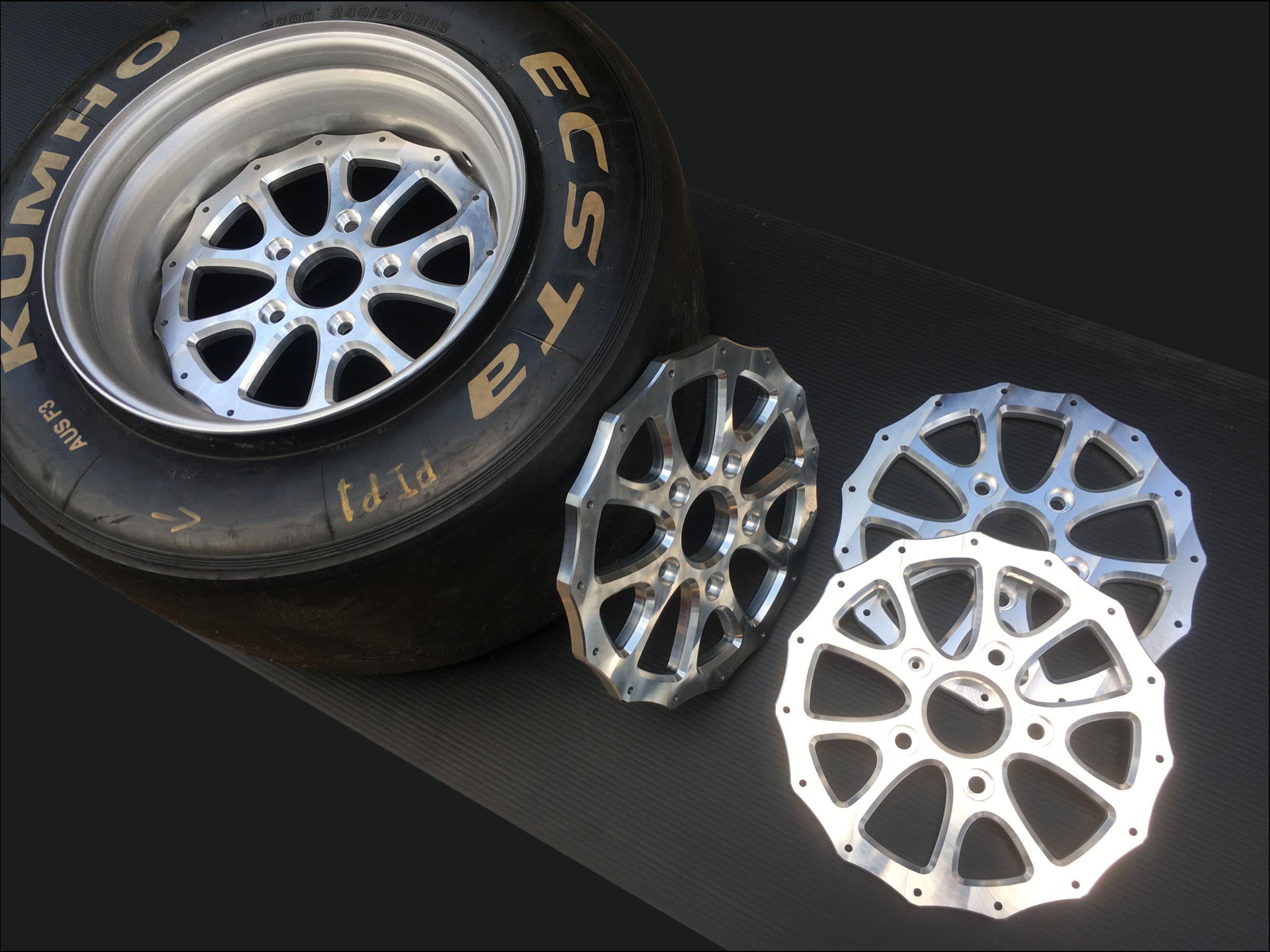 Wheel Centres