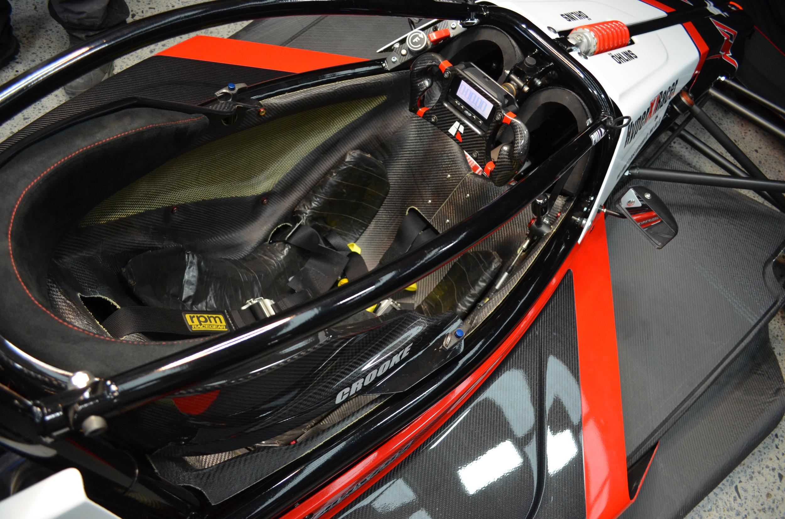 HyperX1Racer cockpit 1s